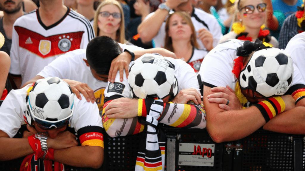 Галерея: Топ-11 лучших футболистов Германии