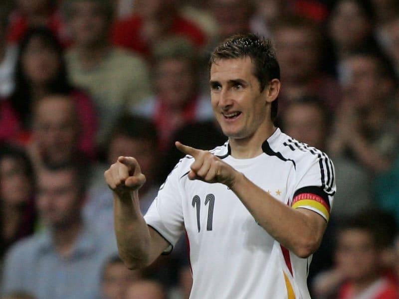 Известные немецкие футболисты 90 год