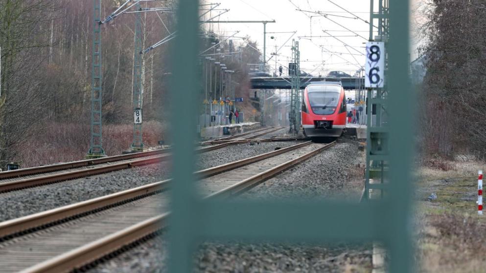 Происшествия: Теракты на железной дороге в Германии: задержан террорист ИГ рис 2