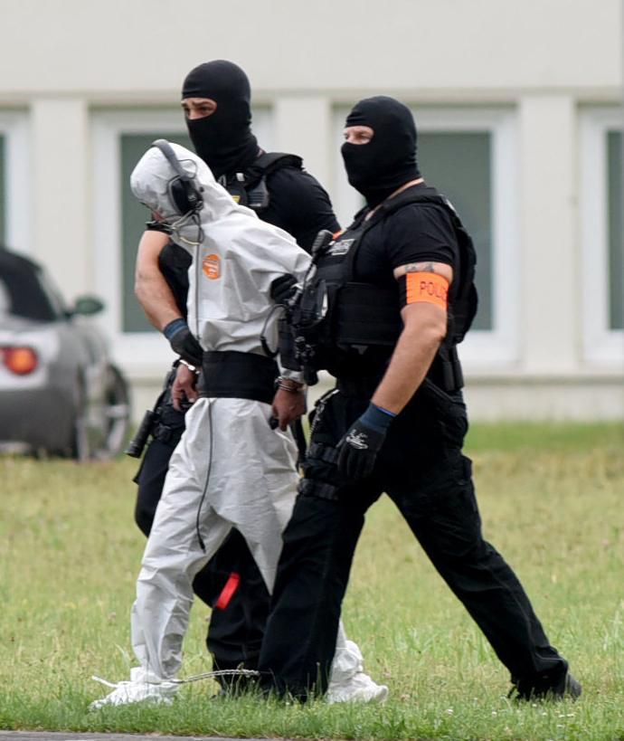 Происшествия: Убийца Сюзанны показал полиции место преступления рис 3