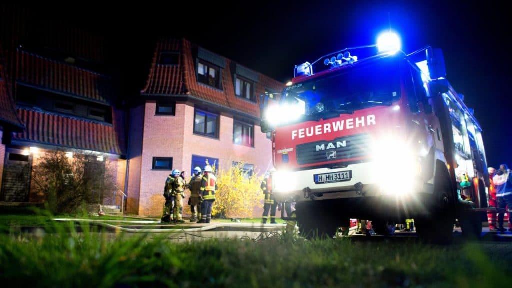 Происшествия: В Нижней Саксонии заживо сгорела женщина в инвалидной коляске