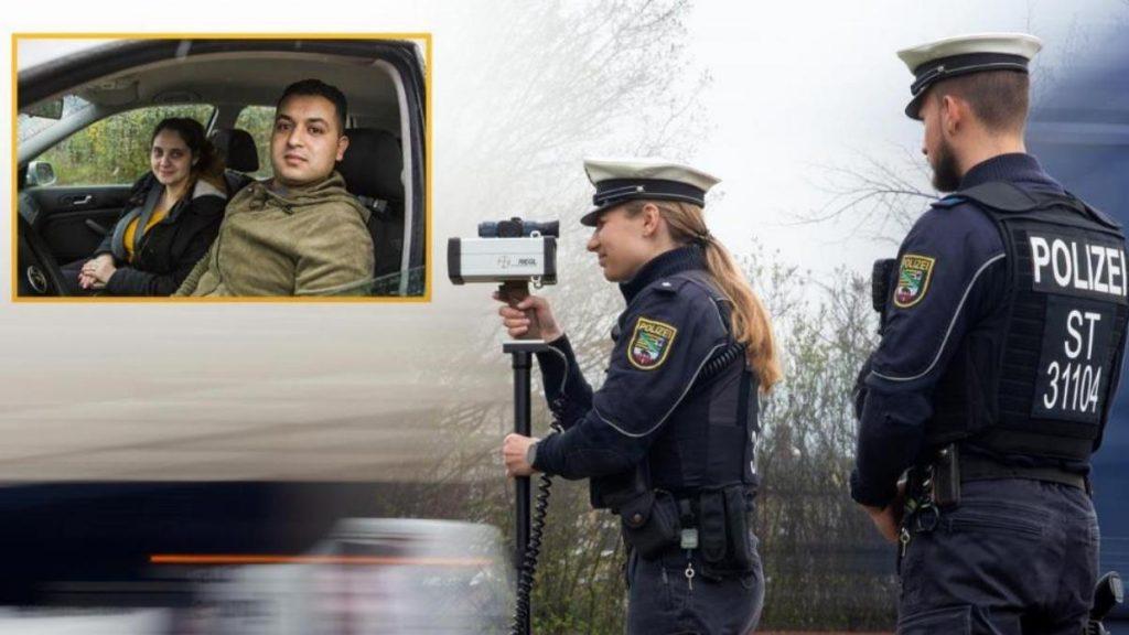 Общество: Марафон полицейских проверок на дорогах Германии: первые результаты