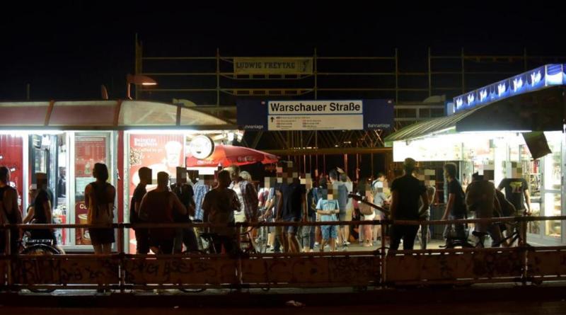 Общество: Район Фридрихсхайн в Берлине: наркотики, кражи, насилие