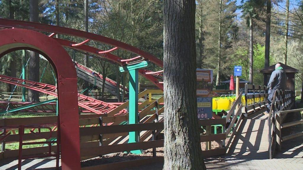 Происшествия: Выходные в парке аттракционов Фердена превратились для посетителей в фильм ужасов