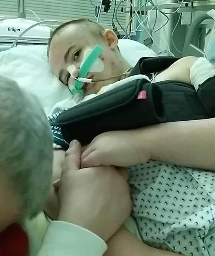 Происшествия: Из-за пьяного водителя 13-летняя Алина осталась инвалидом рис 2