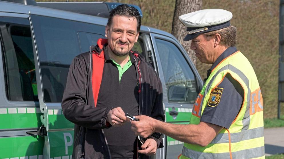 Общество: Марафон полицейских проверок на дорогах Германии: первые результаты рис 3