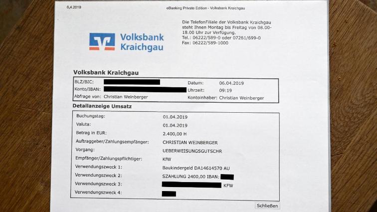 Деньги: В Германии начали выплачивать детское строительное пособие