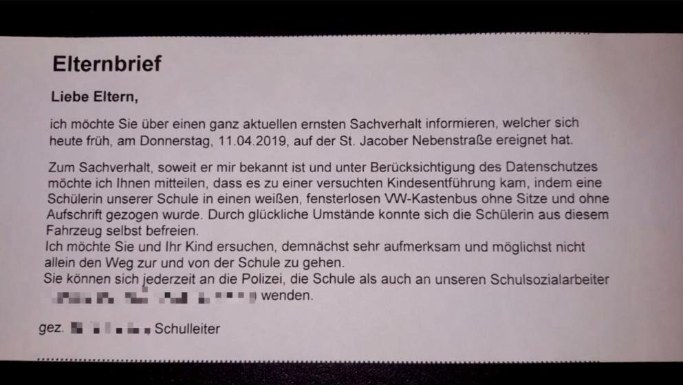 Происшествия: В Саксонии неизвестный пытался похитить школьницу рис 2
