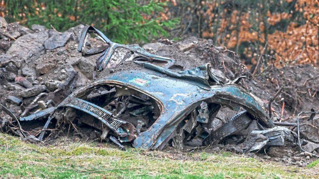 Происшествия: Странное исчезновение 12-летней Моники: какую тайну скрывает погребенный в лесу Volkswagen