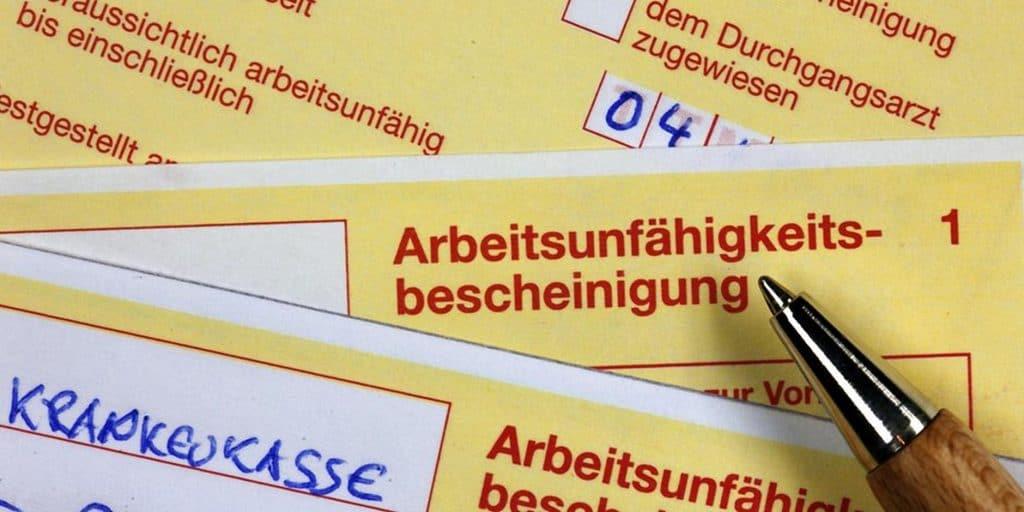 Общество: Как в Германии получить больничный, не посещая врача?
