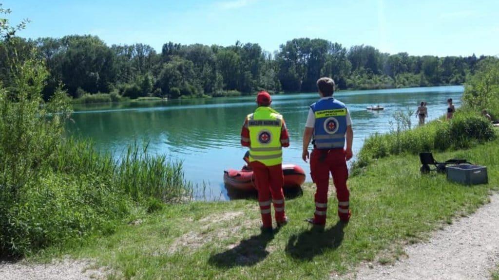 Происшествия: За выходные в немецких водоемах погибло минимум пять человек, в том числе двое детей