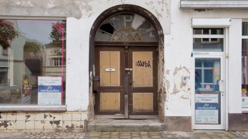 Общество: В Восточной Германии численность населения упала до уровня 1905 года