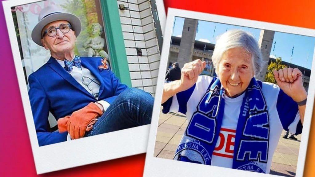 Общество: Немецкие пенсионеры покоряют Instagram