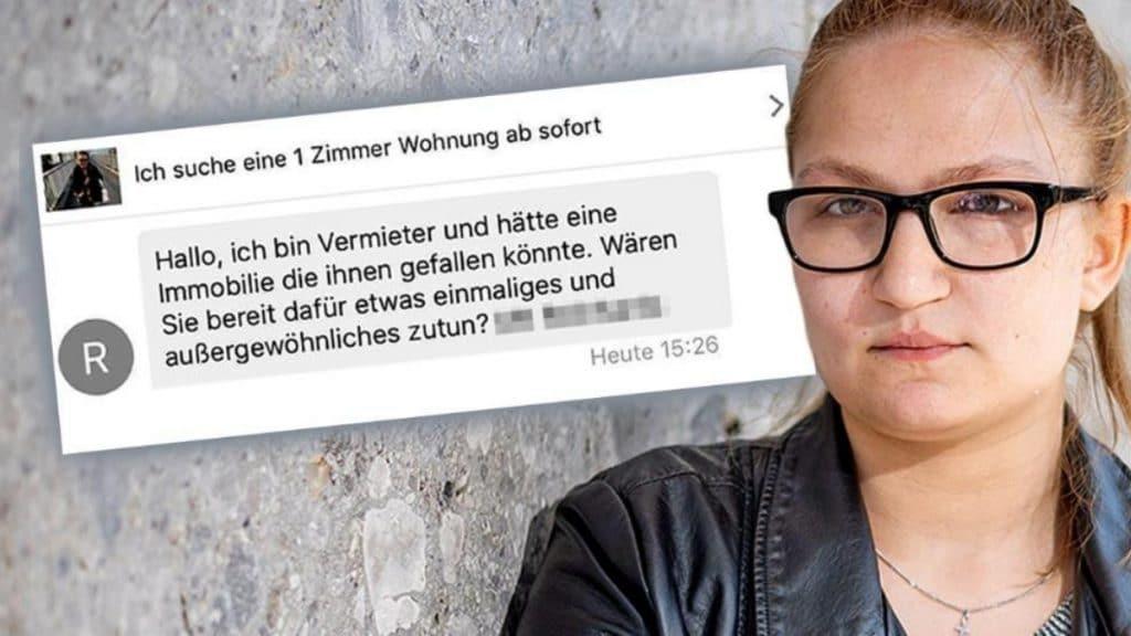 Происшествия: Кельн: арендодатель потребовал за квартиру секс с 20-летней