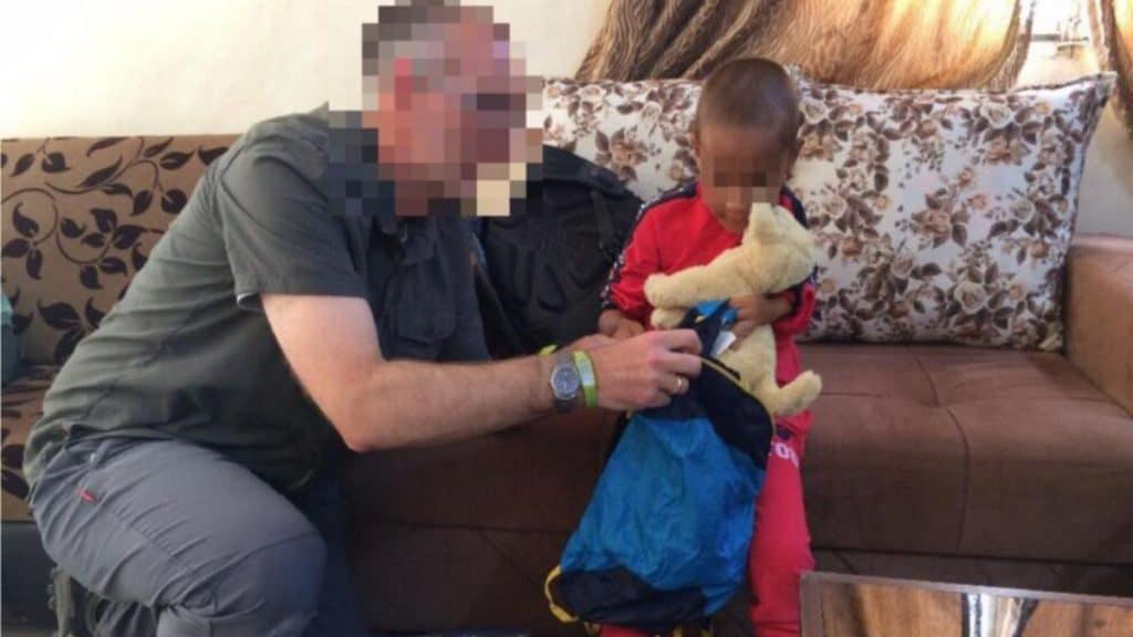 Общество: Семья пытается вернуть домой мальчика, которого мать увезла из Германии в Сирию