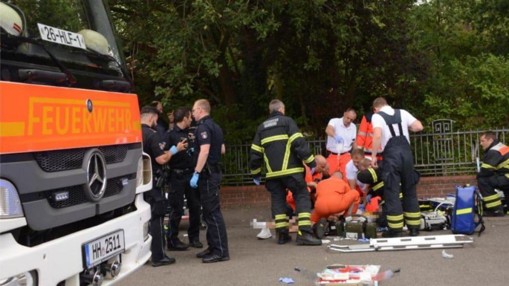 Происшествия: Мать случайно оказалась на месте перестрелки и опознала своего убитого сына