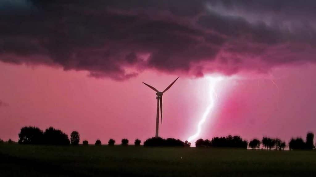 Погода: Германию ожидают грозы и частые ливни
