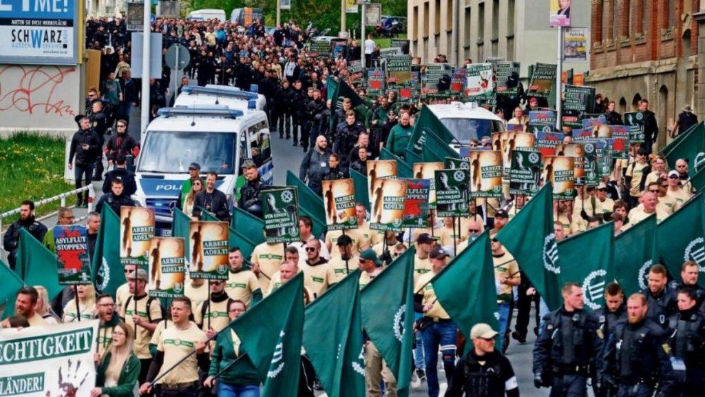 Общество: Насколько опасны правые экстремисты в Германии?