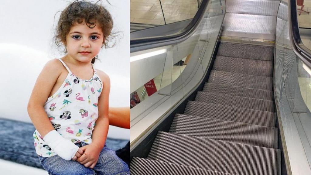 Происшествия: Трехлетняя Айша пошла с мамой за игрушками, но лишилась пальца