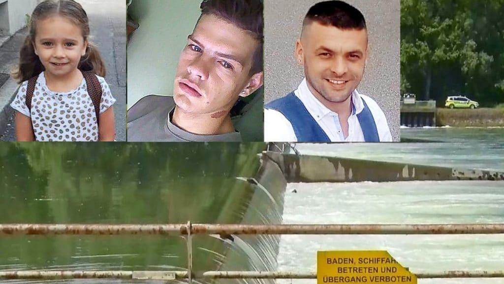 Происшествия: Трагедия на Рейне: погибло два брата и их племянница, еще одну девочку пока не удалось найти