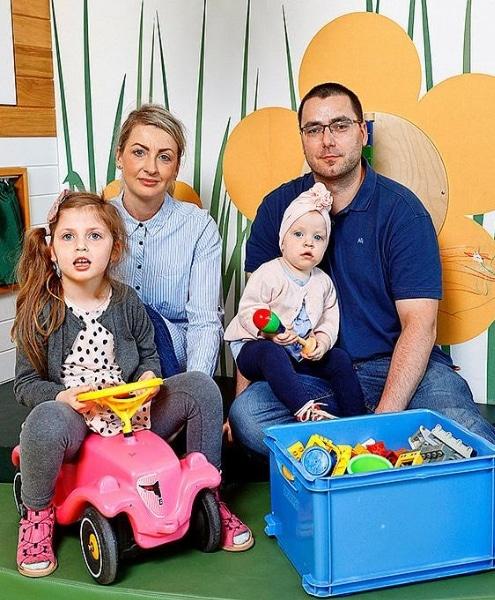 Общество: Ханна самая младшая пациентка в мире с детской деменцией