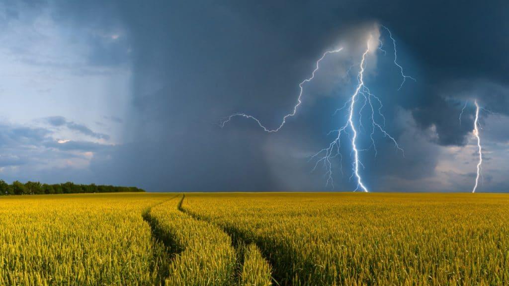 Погода: В Германии снова ожидается ухудшение погоды: объявлено штормовое предупреждение