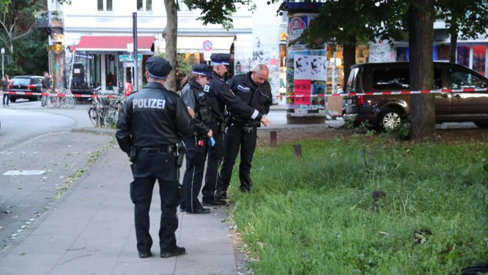 Происшествия: В Гамбурге молодой человек стал жертвой ножевой атаки