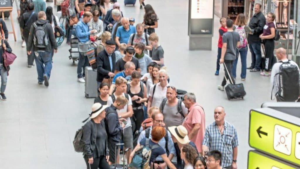 Общество: Со следующей недели в Германии ожидается транспортный коллапс