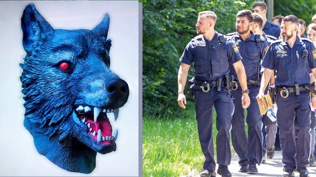 Происшествия: Полиция Баварии поймала насильника в маске волка