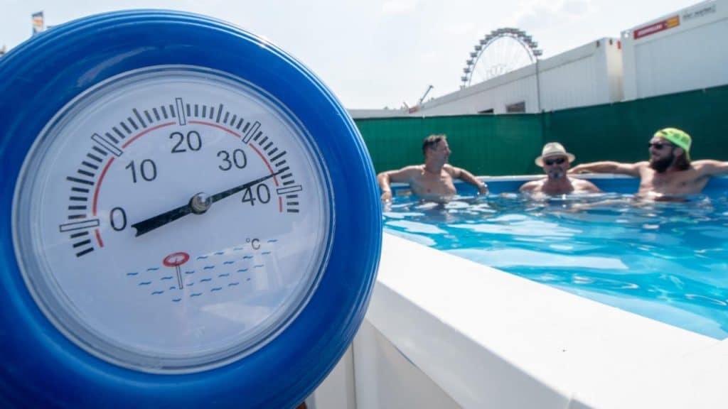 Погода: Погода в Германии: в выходные столбик термометра снова поднимется до +40°С