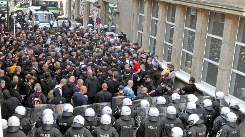 Общество: Combat 18 – самая опасная террористическая организация в Германии