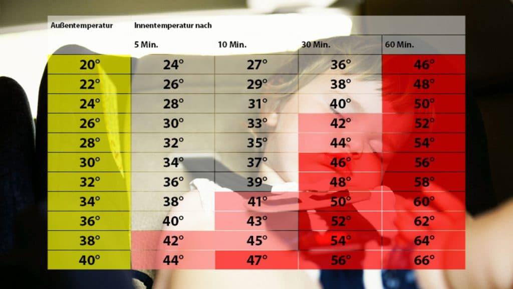 Домашние хитрости: Как быстро температура в салоне авто становится опасной для жизни