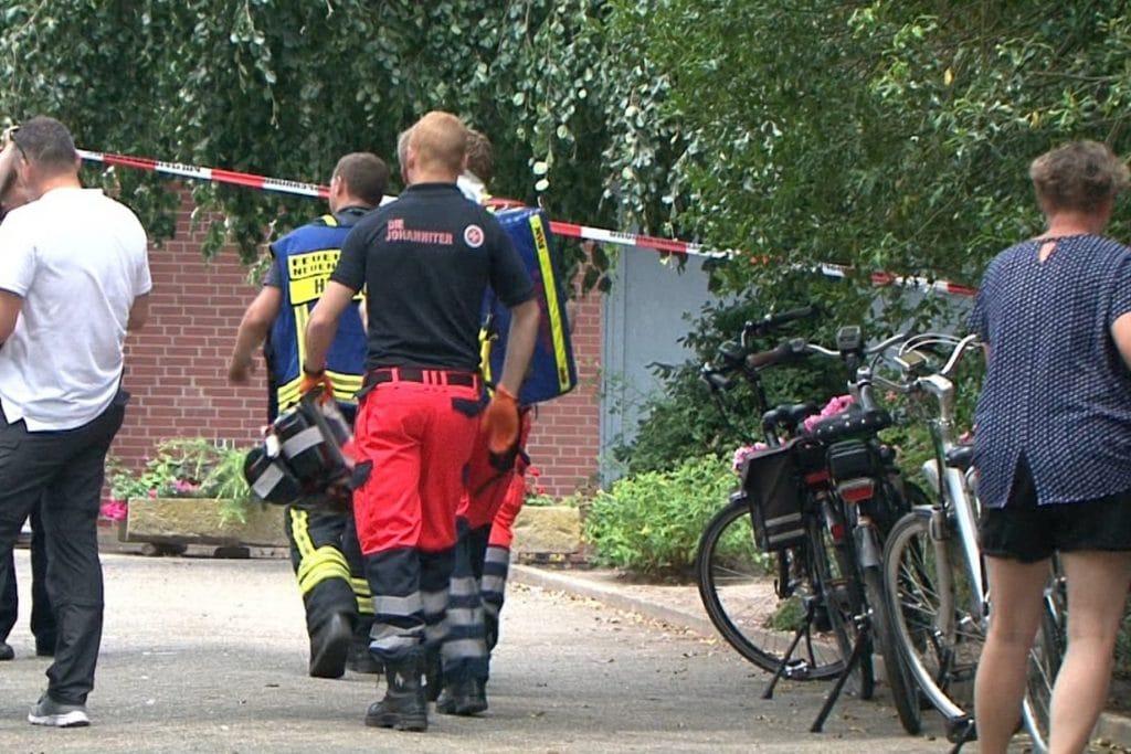 Происшествия: В Северном Рейне-Вестфалии нашли труп женщины в колодце