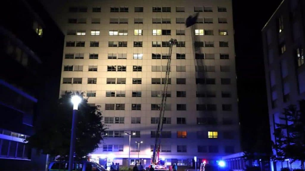 Происшествия: В Северном Рейне-Вестфалии на больничной кровати сгорел пациент