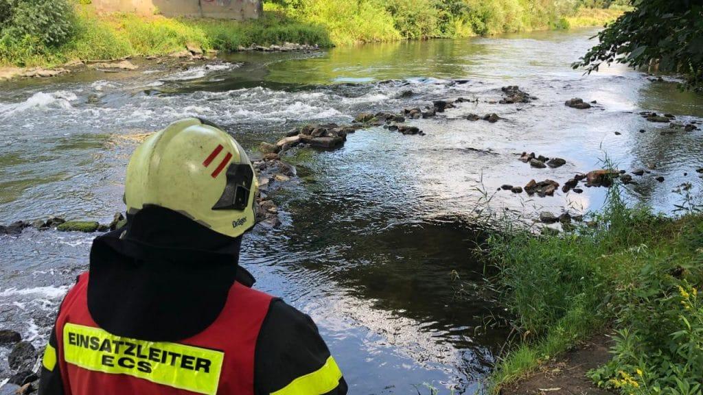 Происшествия: В реке Северного Рейна-Вестфалии найдено оружие, боеприпасы и ядовитое вещество