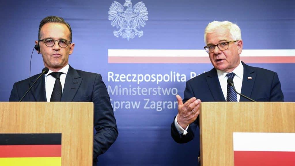 Политика: Польша требует от Германии $850 млрд репараций за Вторую мировую войну