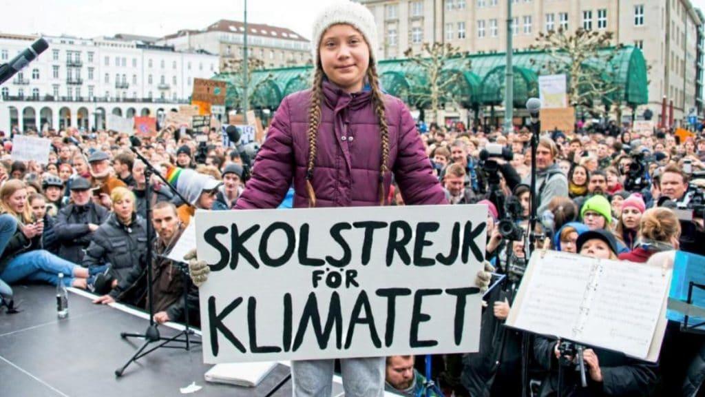 Общество: Что немцы думают об экологической активистке Грете Тунберг