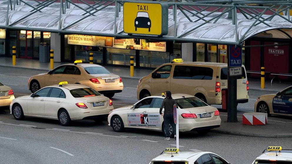 Деньги: В Германии подорожает такси: названы новые тарифы