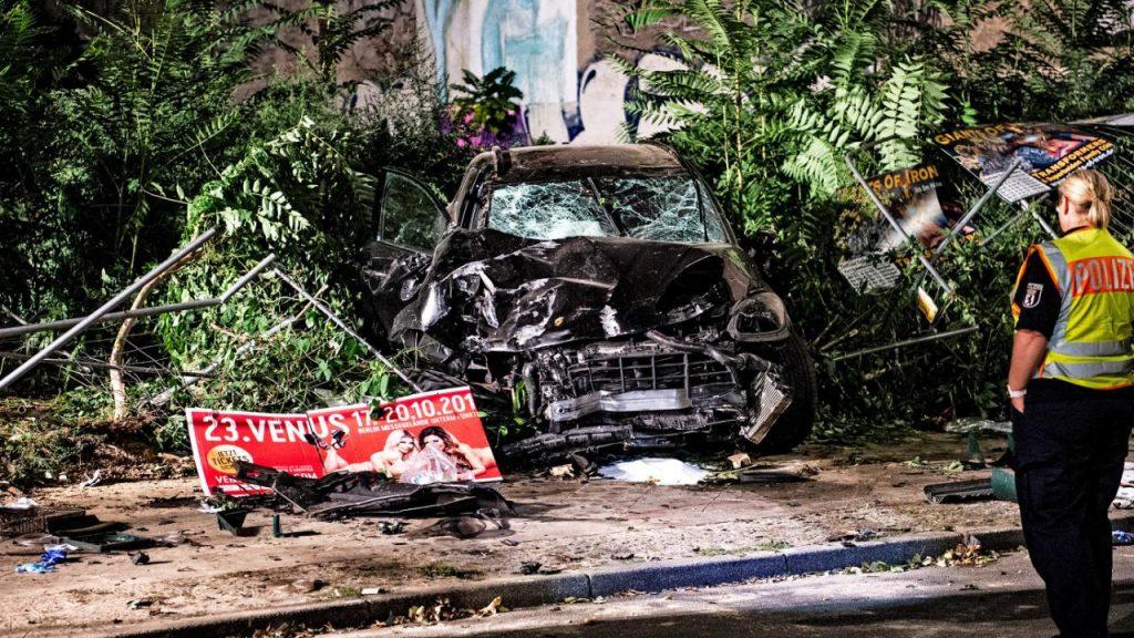 Общество: После ужасной аварии в немецких городах могут запретить внедорожники