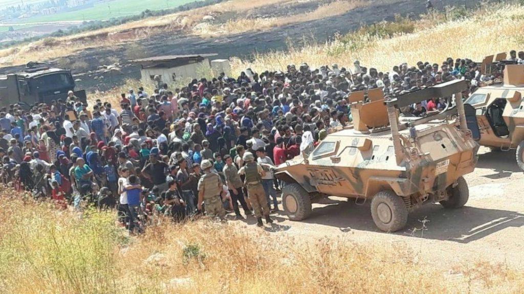 Политика: Ситуация с мигрантами выходит из-под контроля: ЕС угрожает новая волна просителей убежища