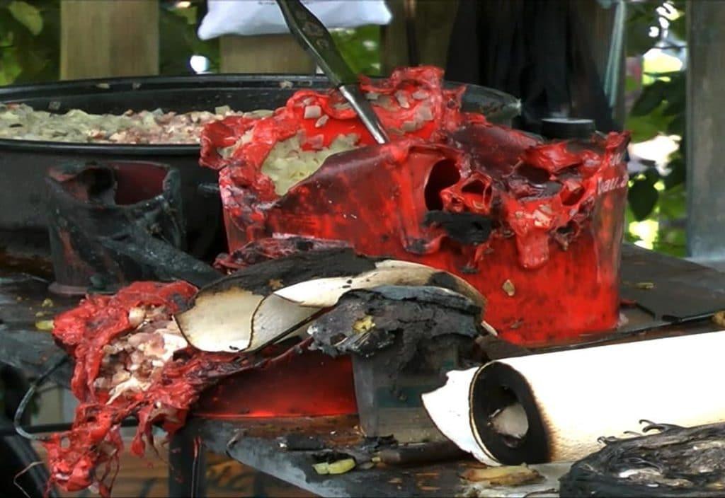 Происшествия: После взрыва на фестивале уличной еды скончалась женщина