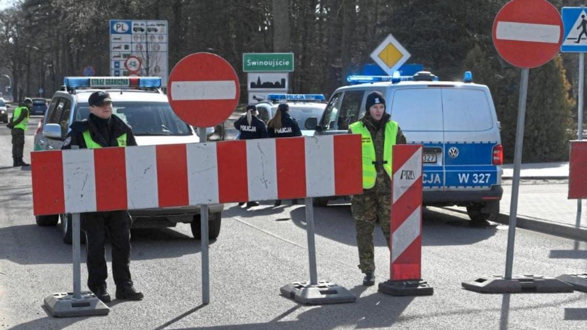 Из-за коронавируса и раскупленной туалетной бумаги Германия закрывает границы с соседними странами