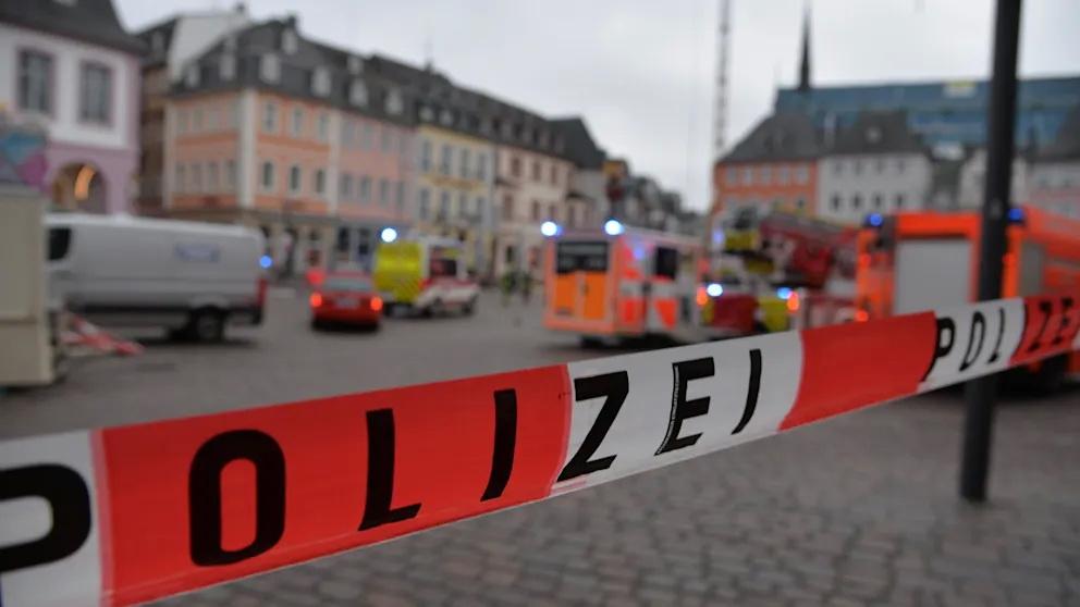 Террористическое нападение или случайность: в Трире автомобиль въехал в толпу людей, есть жертвы