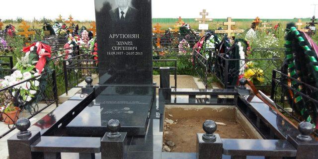 Памятники и надгробья из гранита