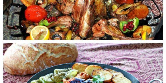 Кавказская кухня.