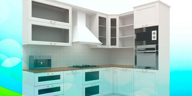 Сборка кухонь.